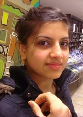 Indian teens saliva women
