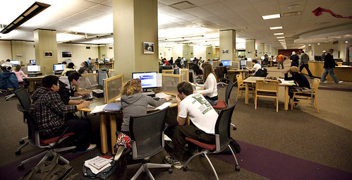 Learning Commons, Alden Library, Ohio University | by Ohio University Libraries