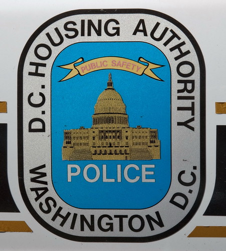 D. C. Housing Authority Police Department | by cliff1066™