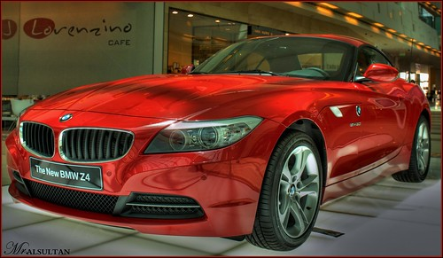 The New BMW Z4 2009 | by alsultanarts