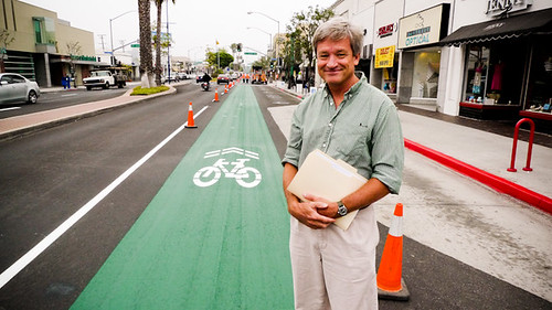 Sharrows in Long Beach! | by russroca.com