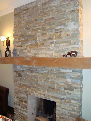 Fireplace Slate Tile Yard Sale At 400 Dovercourt Rd Flickr