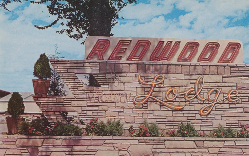 Redwood Lodge - Farmington, New Mexico