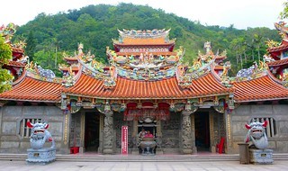 tiengong temple, dali | by hopemeng