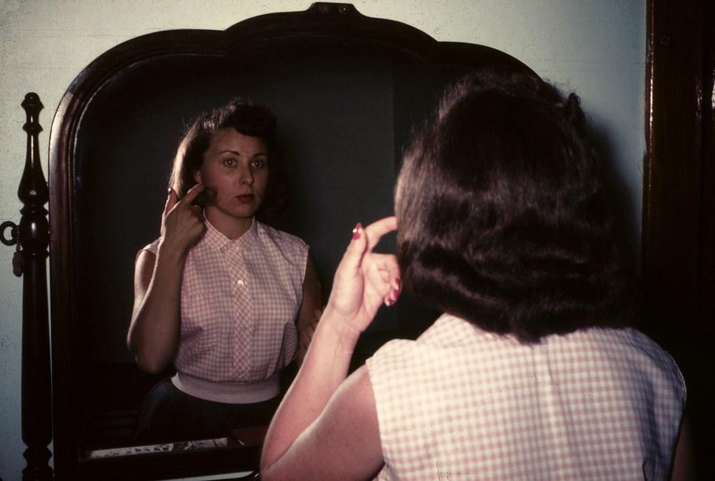 Elsie S New Haircut Elsie Bolcar New Jersey 1954