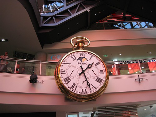 Huge Seiko Clock | by Gerard's World