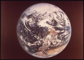 Earth, as Seen by Astronauts Eugene Cernan, Ronald Evans and Harrison Schmitt from Apollo 17 | by The U.S. National Archives