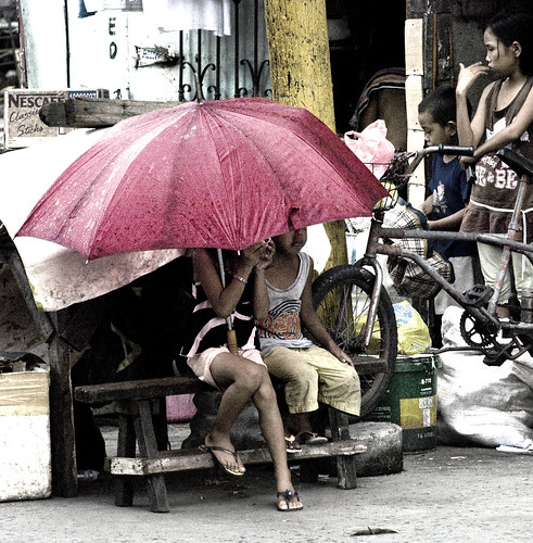 under my umbrella | by bongbongdang