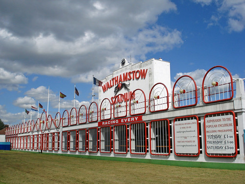 Walthamstow Stadium | by diamond geezer