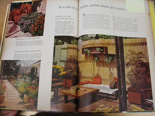 Vintage Garden Book Better Homes And Gardens House Pla