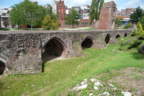 Exeter: Roman bridge | by aaron.bihari