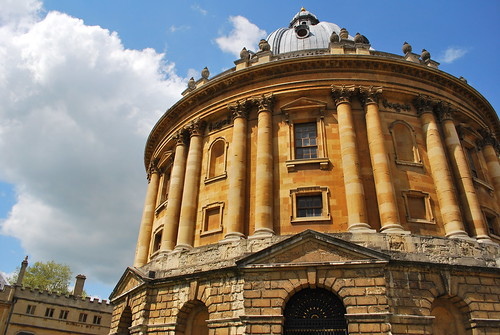 Radcliffe Camera | by goingslowly