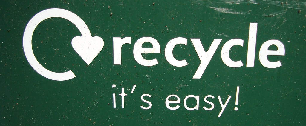 ... Recycle Logo From Recycling Bin - by csatch