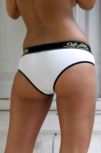 White Briefs womens underwear Schultz designer underwear | Flickr