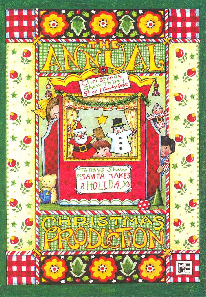 Mary Engelbreit Christmas Card | Mary Pat | Flickr