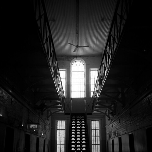 castlemaine gaol | by ziz