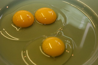 Perfect Poached Eggs: Cracked eggs | by Indiana Public Media