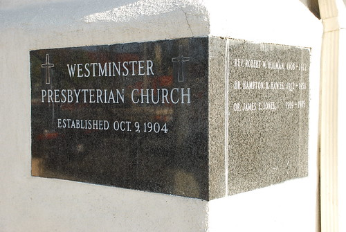 Westminster Presbyterian Church | by Floyd B. Bariscale