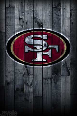 San francisco 49ers i phone wallpaper a unique nfl pro tea flickr san francisco 49ers i phone wallpaper by addaminsane voltagebd Choice Image