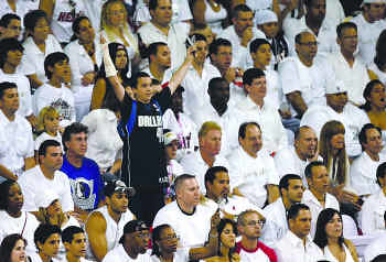 mavs fans | by theBlowtorch