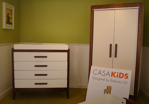 Casa Kids dresser & warddrobe | by Inhabitat