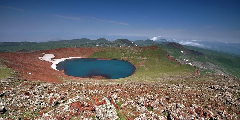 Mount Azhdahak / Աժդահակ լեռը