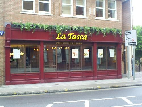 Spanish Restaurant Tapas Lenox Ma