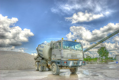 Concrete Truck | by Dorli Photography