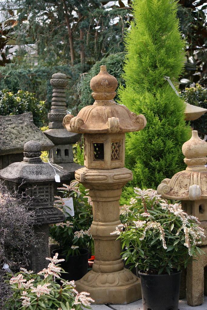 Asian Garden Statues | By Isleofhope Asian Garden Statues | By Isleofhope