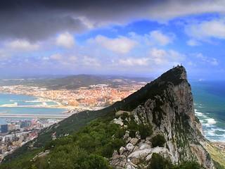 on the rock - Gibraltar Gibraltar