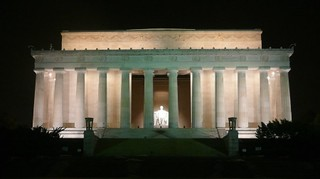 Lincoln Memorial at night, Washington DC | by Sir Francis Canker Photography ©