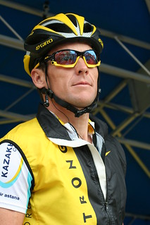 Lance Armstrong - Amgen Tour of California - Stage 7 - Santa Clarita | by drakefam