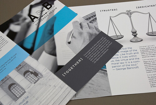 Classic Law Firm Brochure | Classic Law Firm Brochure design… | Flickr