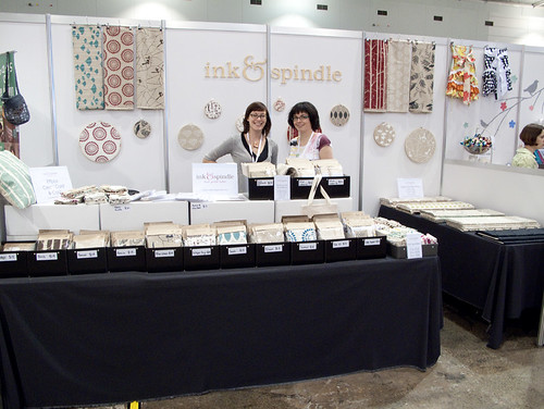 Ink & Spindle at the Stitches & Craft Show Brissy | by Ink & Spindle