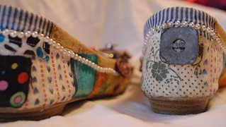 homemade shoes, shoes, craft | by Stacie Stacie Stacie