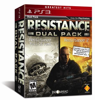 Resistance 3: Dual Pack | by PlayStation.Blog
