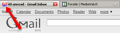 New Gmail favicon | by Lars K. Jensen