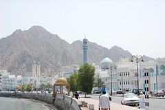 Corniche, Muscat | by Sean Paul Kelley