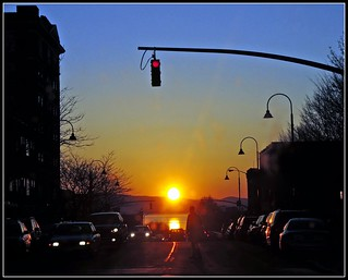 Sunset, Downtown Burlington Vermont | by Tony Fischer Photography