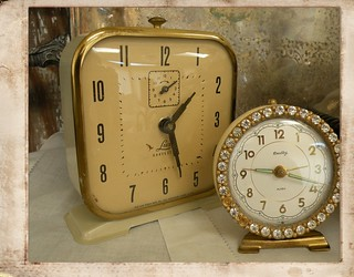 vintage clocks. | by denisemasygaphotography