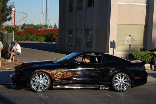 Mustang Custom Paint Jobs