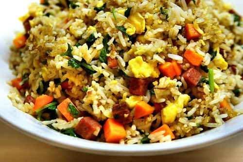 Eggs & Sausage Fried Rice | by CharlieBrown8989
