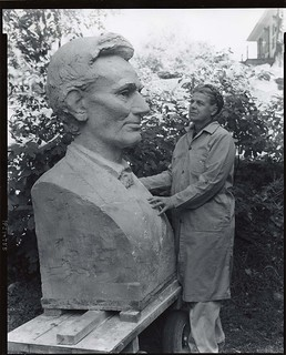 Ruth Nickerson, American sculptor, 1905-1997 | by Smithsonian Institution