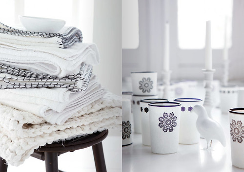 Linens and DIshes | by decorology