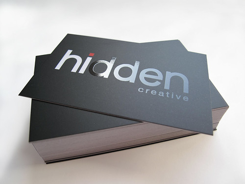Hidden Creative Bus Card_6 | by BE VISUAL