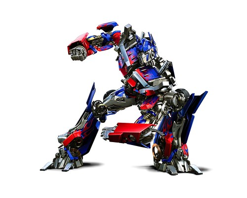 Optimus Prime - Transformers 2 | by sitiogeek