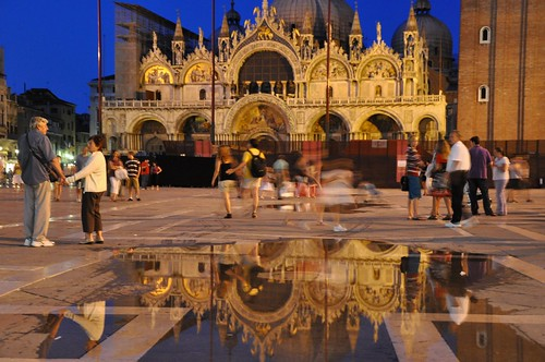 Saint Marks and its Reflection | by Food Lovers Odyssey