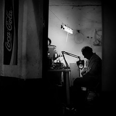 Coca Cola at work | by Bert Pot