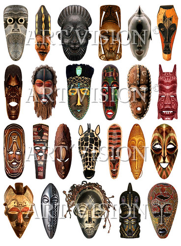 African Masks African Masks You Can Buy Image On Www