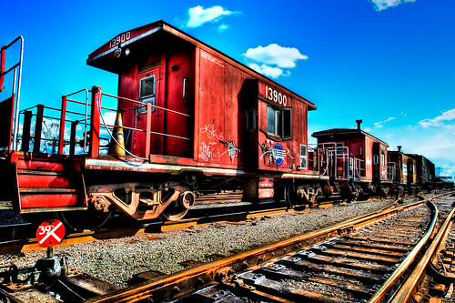 Red Caboose | by Surrealize